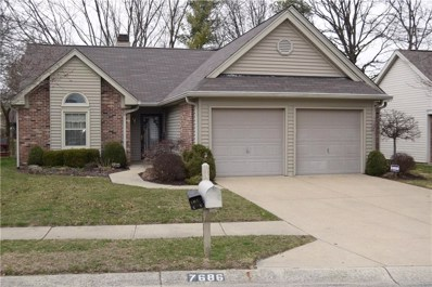 7686 Wickfield Way, Indianapolis, IN 46256 - #: 21549027