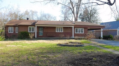 5445 N Park Drive, Indianapolis, IN 46220 - #: 21549039