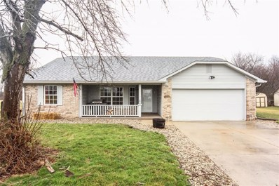 2210 E Brandywine Lane, Greenfield, IN 46140 - MLS#: 21549042