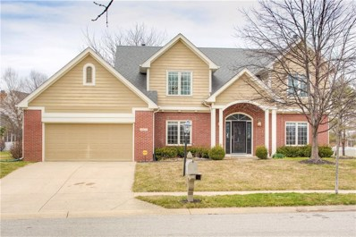 10425 Woods Edge Drive, Fishers, IN 46038 - #: 21549071