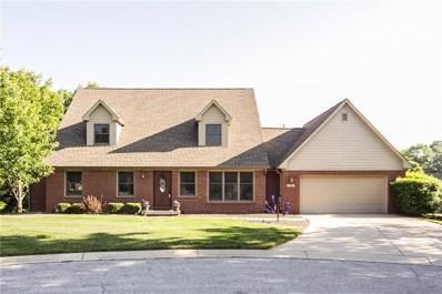 998 N High Meadow Court, Greenwood, IN 46142 - MLS#: 21549138