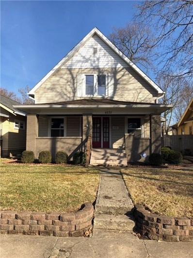 4233 Boulevard Place, Indianapolis, IN 46208 - #: 21549200