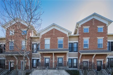 6582 Reserve Drive UNIT 8, Indianapolis, IN 46220 - MLS#: 21549233
