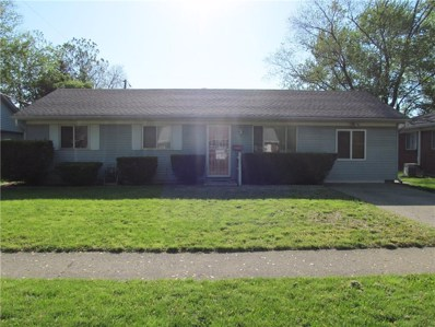 3648 Tiffany Drive, Indianapolis, IN 46226 - #: 21549290