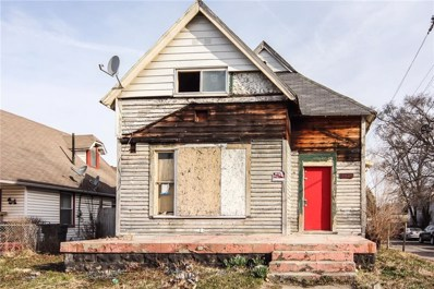 1826 E 11TH Street, Indianapolis, IN 46201 - #: 21549319