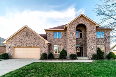 2312 Willow Lakes East Boulevard, Greenwood, IN 46143 - MLS#: 21549321
