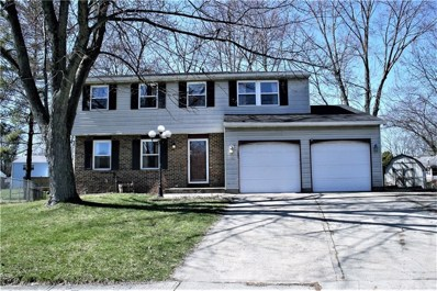 5408 Armstrong Court, Indianapolis, IN 46237 - #: 21549409