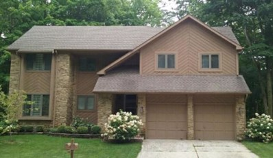 10987 Geist Woods South Drive, Indianapolis, IN 46256 - #: 21549412