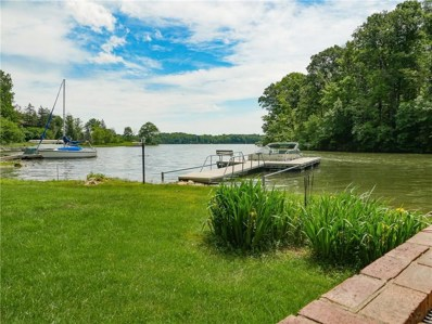 8639 Bay Colony Drive, Indianapolis, IN 46234 - #: 21549499