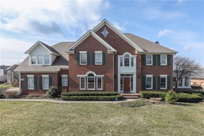 1782 Eagle Trace Drive, Greenwood, IN 46143 - MLS#: 21549508