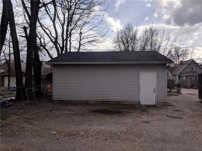 1605 Fletcher Avenue, Indianapolis, IN 46203 - MLS#: 21549513