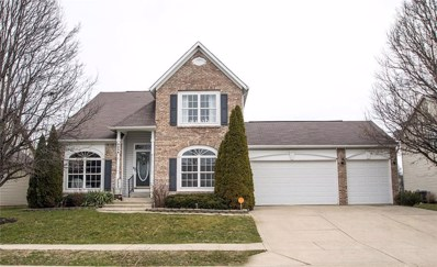 5358 Rippling Brook Way Way, Carmel, IN 46033 - #: 21549559