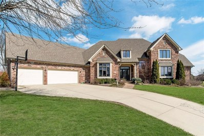 7307 Bunker Hill Crest, Indianapolis, IN 46259 - MLS#: 21549654