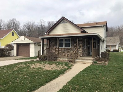 490 E Highland Street, Martinsville, IN 46151 - MLS#: 21549679