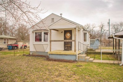 1510 S Centennial Street, Indianapolis, IN 46241 - #: 21549727