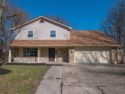 2817 Astro Drive, Indianapolis, IN 46229 - MLS#: 21549826