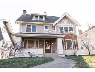 29 W 42nd Street, Indianapolis, IN 46208 - #: 21549911