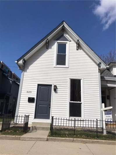 520 E Michigan Street, Indianapolis, IN 46202 - #: 21549923