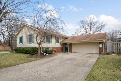 7607 Miracle Road, Indianapolis, IN 46237 - MLS#: 21550009
