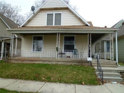 1806 S Talbott Street, Indianapolis, IN 46225 - #: 21550032