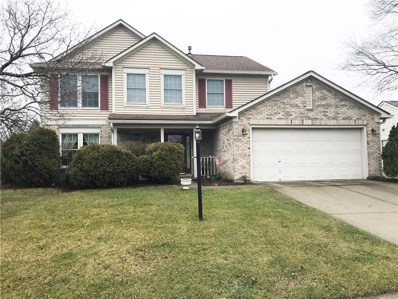 12539 Trophy Drive, Fishers, IN 46038 - #: 21550044