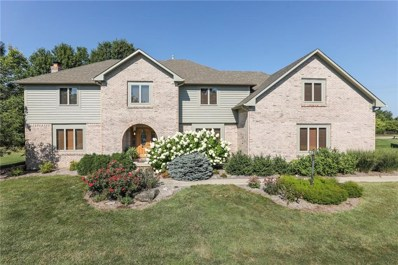 922 Ironwood West Drive, Brownsburg, IN 46112 - #: 21550185