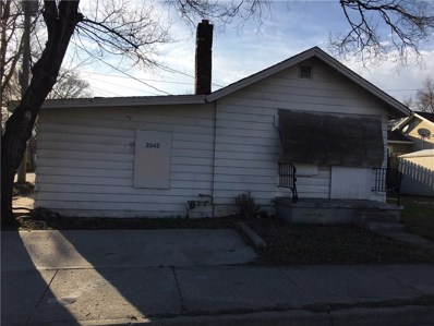 2542 S State Avenue, Indianapolis, IN 46203 - MLS#: 21550199