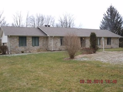 884 E County Road 200 S, Greencastle, IN 46135 - #: 21550234