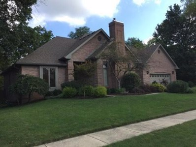 9333 Castle Knoll Boulevard, Indianapolis, IN 46250 - #: 21550246