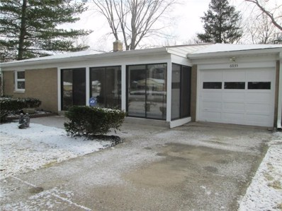 6035 Woodside Drive, Indianapolis, IN 46228 - MLS#: 21550335
