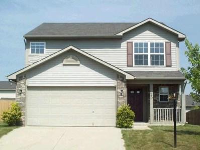 1457 Green Spring Way, Greenwood, IN 46143 - MLS#: 21550337