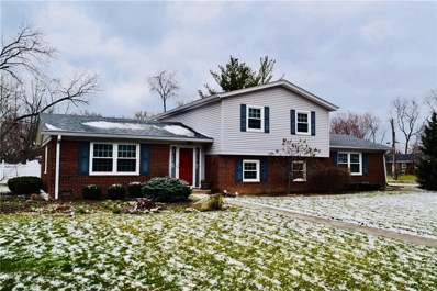 6728 Chapel Hill Road, Indianapolis, IN 46214 - #: 21550393