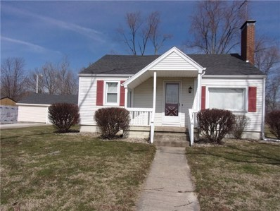 3630 E State Road 32, Crawfordsville, IN 47933 - #: 21550553