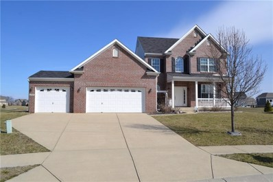 3390 Wild Flower Court, Bargersville, IN 46106 - #: 21550665