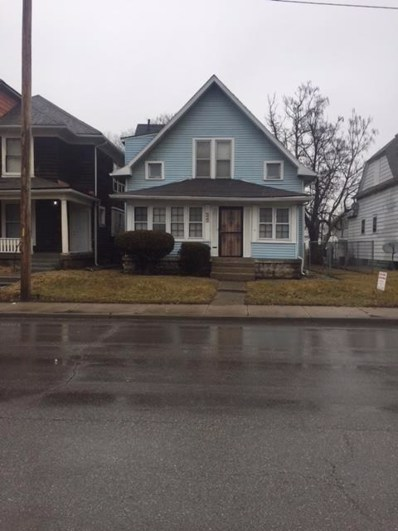 522 W 29th Street, Indianapolis, IN 46208 - #: 21550791