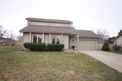 3435 Forsythia Drive, Columbus, IN 47203 - #: 21550830