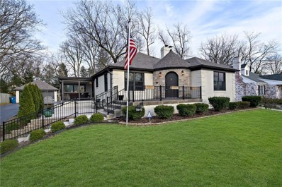 5845 N College Avenue, Indianapolis, IN 46220 - #: 21551023