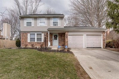 8239 Ontario Lane, Indianapolis, IN 46268 - #: 21551162