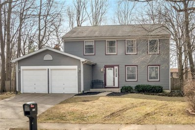 8741 Ginnylock Drive, Indianapolis, IN 46256 - #: 21551197