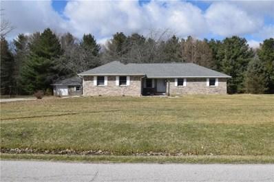 2844 S County Road 550 W, Coatesville, IN 46121 - MLS#: 21551253