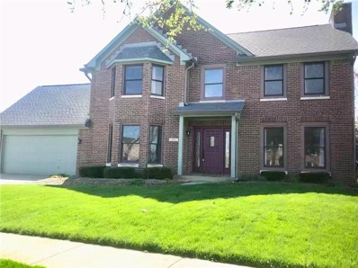 868 Crystal Lake Drive, Greenwood, IN 46143 - #: 21551259