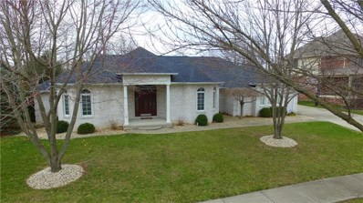 1018 Old Eagle Way, Greenwood, IN 46143 - MLS#: 21551271