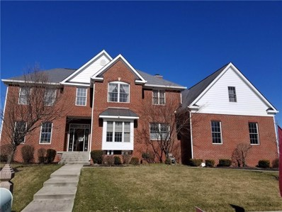 10387 Water Crest Drive, Fishers, IN 46038 - #: 21551303