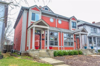 1432 N New Jersey Street, Indianapolis, IN 46202 - #: 21551328