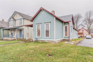 846 Dr M King Jr Street, Indianapolis, IN 46202 - MLS#: 21551376