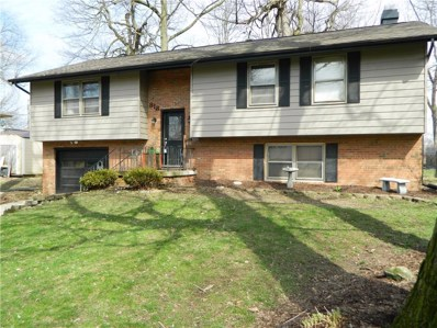 818 Yorkshire Road, Anderson, IN 46012 - #: 21551397