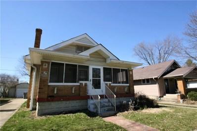 1106 N Linwood Avenue, Indianapolis, IN 46201 - #: 21551481