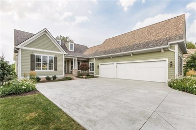 11644 Weeping Willow Court, Zionsville, IN 46077 - #: 21551554