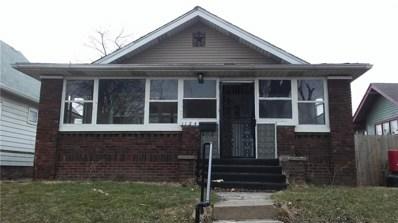 1124 Hoefgen Street, Indianapolis, IN 46203 - #: 21551675