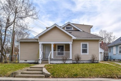 327 S Spencer Avenue, Indianapolis, IN 46219 - #: 21551901